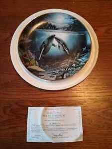 Complete Set of Limited Edition Collector Plates
