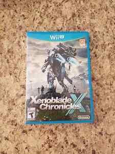 Wii U Games - Xenoblade, Splatoon, Wonderful 101