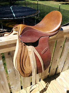 2 equestrian saddles for sale PRICE DROP!