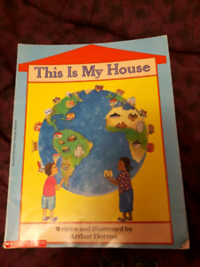 """This Is My House"" children's picture book"