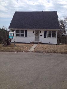 Estate Sale, 3 bedrooms, 2 baths home, double garage, West