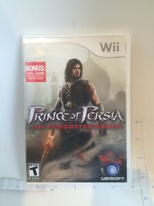Prince of Persia wii