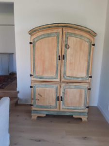 Beautiful Mexican Armoire.