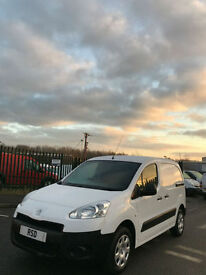 63 2013 Peugeot Partner 1.6HDi ( 92 ) 850 Professional L1 - NO VAT TO PAY