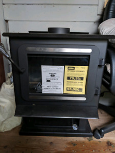 Wood Stove Brand New