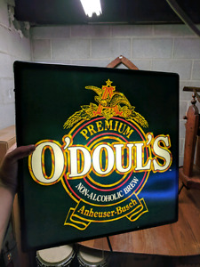 Beer bar sign odouls.