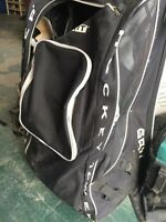 Grit tower black hockey bag