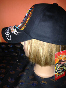 ED HARDY HAT-NEW WITH TAGS-RARE -HARD TO FIND-PERFECT