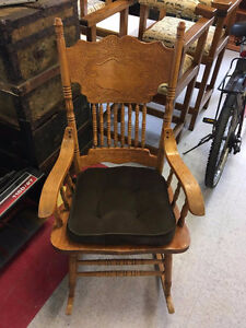 Antique Rocking Chair For Sale !!!