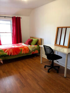 One Furnished Bedroom in Shared House July, August