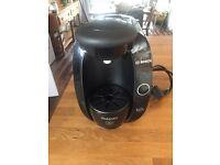 Bosch Tassimo Coffee Machine Black