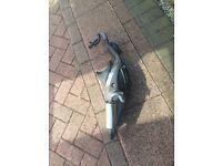 Moped 2 stroke exhaust MINT