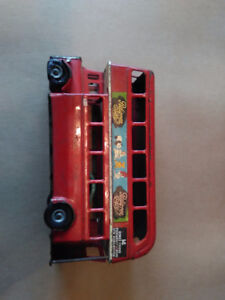 Triang Minic Toys, Double Decker Bus