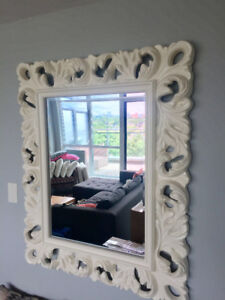 Urban Barn Mirror For-sale - Moving must go ASAP!