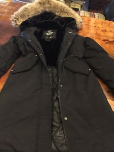 Women's parka Storm Mountain size S in new condition