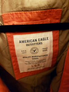 American Eagle and H&M Clothing