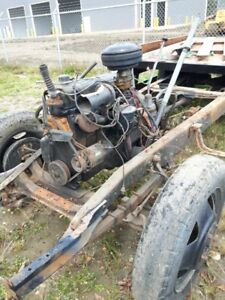 1939 & 1946 Chevrolet Truck Engine and Chassis Parts