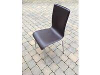 4 chairs from Dekko
