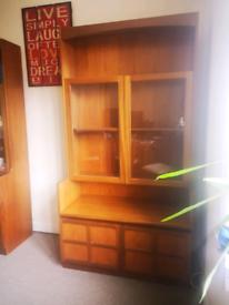 Nathan Wall Cabinet Side Board Bookshelf