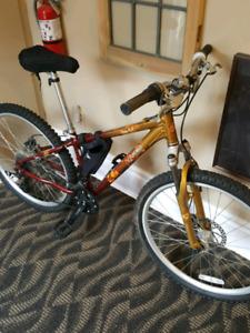 K2 hybrid mountain bike