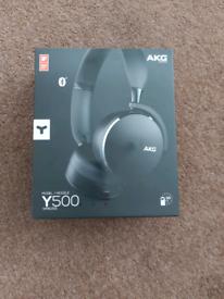 AKG Y500 Wireless Headphones (unopened box)