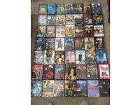 140 DVDs. Job Lot sale