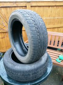 Winter tyres 205 55 R16