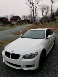 BMW 335ix drive M package