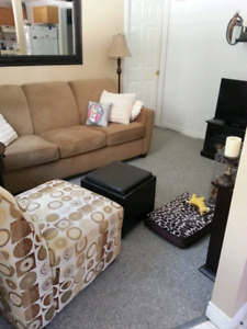 One bedroom basement apartment in Enfield