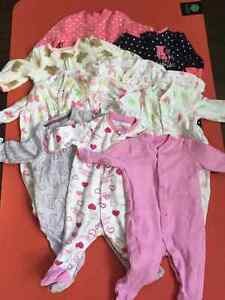 Baby Girl 0-3 month Clothes for sale Bag of 26 items