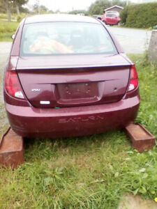 For Sale 2003 Saturn Ion