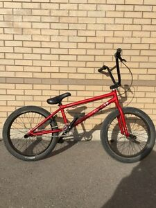 We The People Curse 20' BMX bike