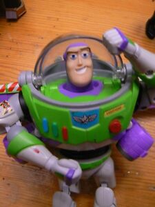 Action Figures, Transformers, Buzz Lightyear