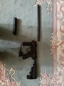 Spyder MR1 and tactical vest 170 obo