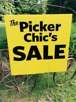 """BIG SALE"" PICKER CHIC's"