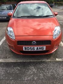 Fiat punto Active Sport new shape 1.4 2007 model 56 plate 3 door very low mileage lovely all round
