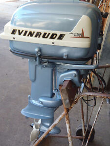 Antique Outboard Motors Wanted - Hors-Bord Antique
