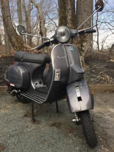Vespa, Piaggio and Lambretta scooter service