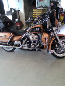 2008 Harley Davidson Ultra Classic 105 Anniversary Edition