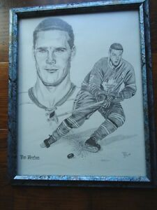 Hockey Player Greats Cambridge Kitchener Area image 1