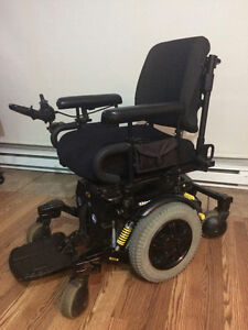 Electric Wheelchair - Batteries Still Under Warranty