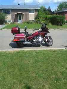 Honda goldwing interstate 1984 1200cc