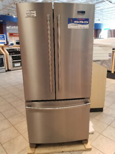 Maytag® 33-Inch Wide French Door Refrigerator - 22 Cu. Ft.Color