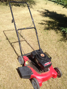 Free Lawn mower, needs fixing