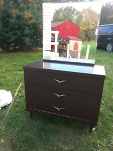 DRESSER WITH MIRROR -FREE DELIVERY