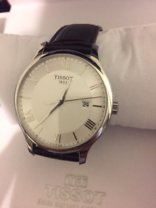 Tissot Tradition Quartz Watch For Sale Swiss Made