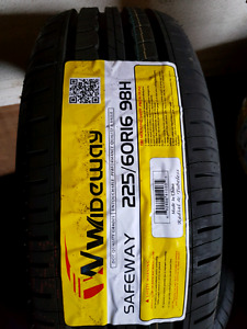 ALL SEASON TIRES 255 55 19 225 35 20 and more sizes