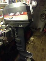 Mariner 30 hp long shaft