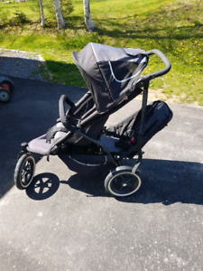 Phil&Ted Sport Double Stroller