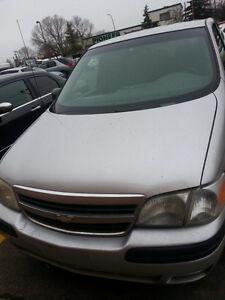 2003 Chevrolet Chevelle Minivan, Van